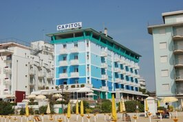 Hotel Capitol - Itálie, Lido di Jesolo,