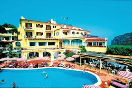 Hotel Terme San Lorenzo - Itálie, Forio