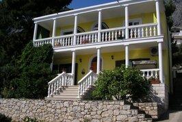 Dům Šime Miošič - Chorvatsko, Brist
