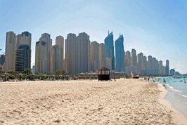 Admiral Plaza Hotel - Spojené arabské emiráty, Dubai,