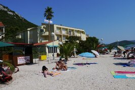 Hotel a depandance Plaža - Chorvatsko, Klek,