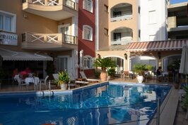 Evilion Sea & Sun Hotel - Řecko, Nei Pori,