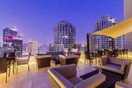 Hilton Dubai The Walk - Spojené arabské emiráty, Dubaj