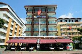 Euro Hotel Kleopatra - Turecko, Alanya