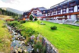 Wellness hotel Grand Jasná