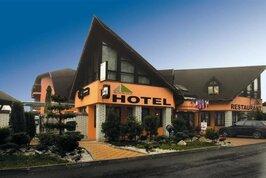 Hotel Bohemia - Česká republika, Františkovy Lázně,