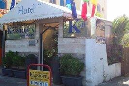Kassiopea Hotel - Itálie, Giardini Naxos