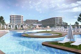 Wave Resort - Bulharsko, Pomorie