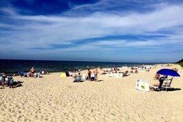 Nat Krynica Morska - Polsko, Baltské moře