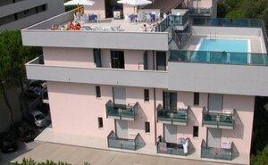 Recenze Hotel Olimpia - Bibione, Itálie