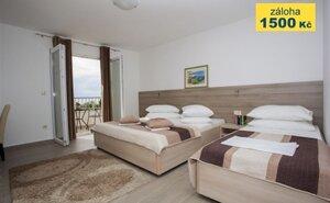 Recenze Hotel Ivando - Drvenik, Chorvatsko