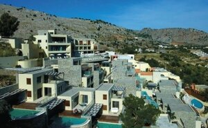 Lindos Blu - Lindos, Řecko