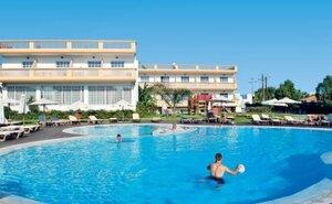Hotel Alfa - Kolymbia, Řecko