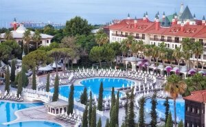 Recenze WOW Topkapi Palace - Lara, Turecko