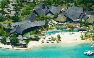 InterContinental Resort & Spa Moorea - Ostrov Moorea, Francouzská polynésie