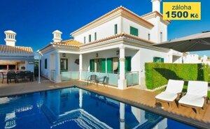 Villa Castelo Beach - Algarve, Portugalsko