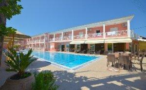Recenze Angelina Hotel & Apartments - Sidari, Řecko