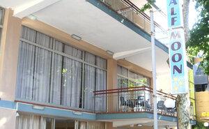 Hotel Half Moon - Rivazzurra, Itálie