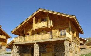 Madame Vacances Les Chalets de L'Altiport - Alpe d'Huez, Francie