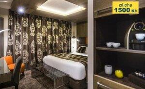 Hotel Taj-I Mah - Les Arcs, Francie
