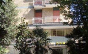 Hotel Como - Rimini, Itálie