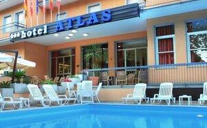 Hotel Atlas - Rimini, Itálie