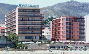 Hotel Amaragua - Torremolinos, Španělsko
