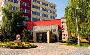 Recenze Hotel Therma - Dunajská Streda, Slovensko