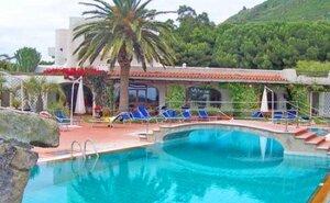 Hotel San Nicola Terme - Forio, Itálie