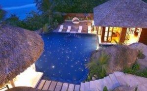 Hilton Seychelles Labriz Resort & Spa - ostrov Silhouette, Seychely