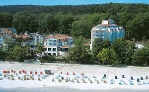 Travel Ch. Strandhotel Bansin - Ostrov Uznojem, Německo