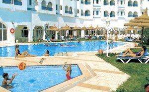 Le Khalife Hotel - Hammamet, Tunisko