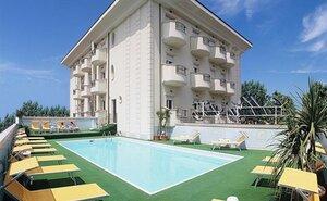 Hotel Gallia Palace - Rimini, Itálie