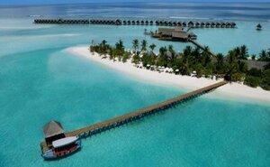 Recenze LUX* Maldives - Ari Atol, Maledivy