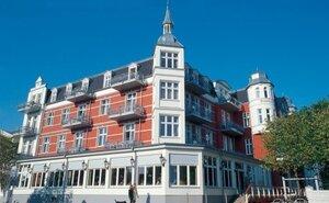 Strand Und Wellnesshotel Preussenhof - Ostrov Uznojem, Německo