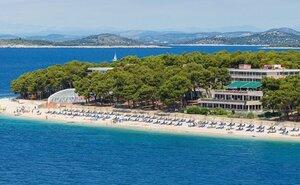 Hotel a pavilony Zora - Primošten, Chorvatsko