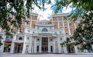 Recenze Rome Palace Deluxe - Slunečné pobřeží, Bulharsko