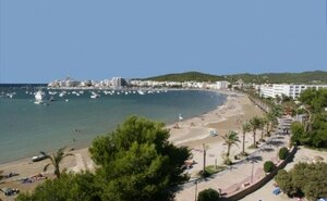 Ses Savines - Sant Antoni de Portmany, Španělsko