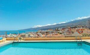 Hotel Trovador - Puerto de la Cruz, Španělsko