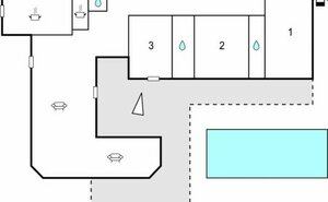 Rekreační apartmán FCA461 - Francouzská riviéra, Francie