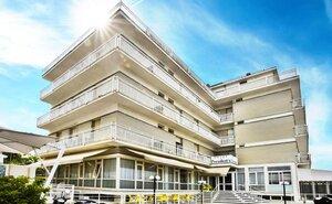 Hotel President - Pesaro, Itálie
