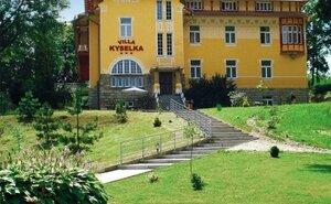 Lázně Mšené Villa Kyselka - Střední Čechy, Česká republika
