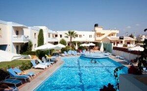 Recenze Maya Beach Alexandria Club - Gouves, Řecko
