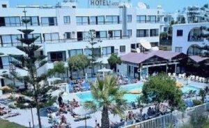 Christabelle Hotel Apartments Complex - Larnaca, Kypr