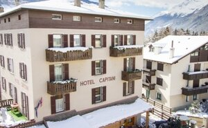 Hotel Capitani - Bormio, Itálie