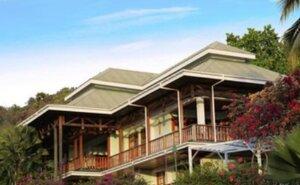 Hotel L'Archipel - ostrov Praslin, Seychely