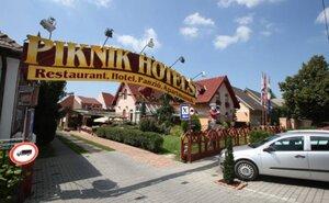 Recenze Hotel Wellness Hotel Piknik - Siofók, Maďarsko