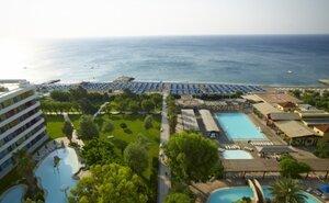 Recenze Esperides Beach Hotel - Faliraki, Řecko