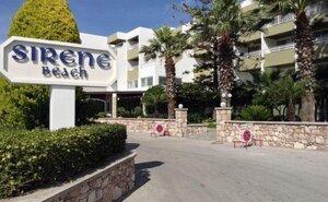 Recenze Sirene Beach Hotel - Ixia, Řecko