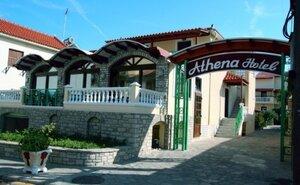 Hotel Athena Beach - Kokkari, Řecko